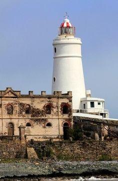 #Lighthouse - isla de flores - #Uruguay http://dennisharper.lnf.com/