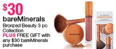 Skip the unhealthy tanning salons. Give yourself the perfect glow with this mineral makeup kit. Get more savings from ULTA Beauty here: http://www.couponfinder.com/s/214354/ULTA-Beauty-coupons?xtrnl=pinterest