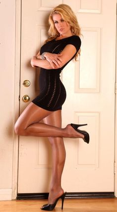 The sexiest pantyhose and