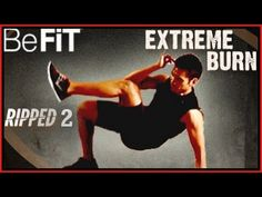 Extreme Burn- Ripped Body Workout: Level 2 | Mike Donavanik - YouTube