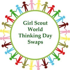 Resources for Swaps to make for World Thinking Day.