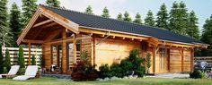 Dřevostavby - Srubové domy, srubové chaty, zahradní chatky, sruby ...