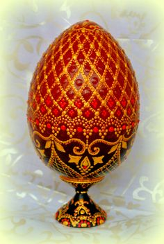 Christ's passover Egg Crafts, Easter Crafts, Diy And Crafts, Faberge Eier, Fabrege Eggs, Types Of Eggs, Egg Shell Art, Egg Designs, Easter Projects