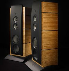 High End Audio Equipment For Sale High End Speakers, Tower Speakers, Monitor Speakers, High End Audio, Stereo Speakers, Focal Speakers, Top Audio, High End Hifi, Audiophile Speakers