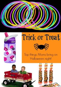 Trick Or Treating Must-Haves for Halloween Night