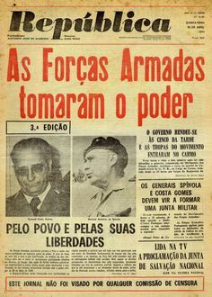 History Of Portugal, Military Dictatorship, Portugal Travel, Advertising Poster, World History, Historical Photos, Vintage Advertisements, Geography, Old Photos