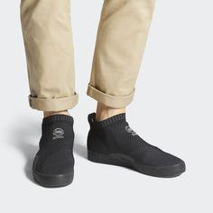 premium selection bc207 715b3 3ST.002 Primeknit Shoes Black 10 Mens