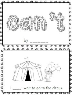 Can't~ Emergent Reader