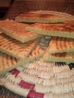 """khobz eftir"""" galette de pain"""" - Plaisir Culinaire Algerien"""