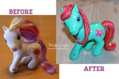 Custom My Little Ponies