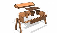 How to Build a Simple Top Bar Hive - these are excellent easy instructions ........