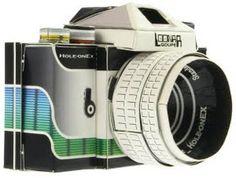Hole-on-Ex DIY Paper Camera