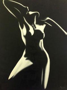 New painting! https://www.paveikslai.lt/lt/nsfw-kategorija/19829-siluetas-v-renata-ceplaite.html