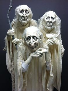 "The three spirits"" by Dustin Poche"