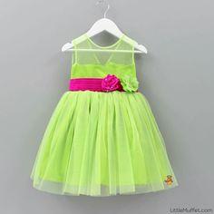 Frocks For Babies, Baby Girl Frocks, Baby Girl Party Dresses, Frocks For Girls, Kids Frocks, Girls Dresses, Flower Girl Dresses, Little Dresses, Pretty Dresses