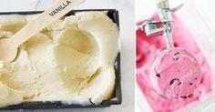 Homemade Ice Cream Recipes - One Crazy House