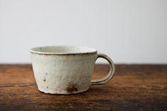 Hinako plain mug (large)