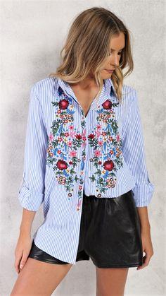Madison Square - Full Bloom Shirt - Preorder