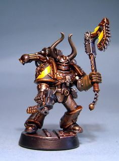 Eldritch Epistles: The Dave Perry collection: Chaos Space Marines part 2