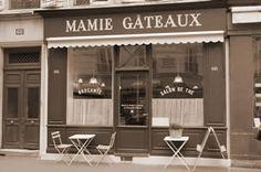 Mamie Gateaux Salon de thé - 66 Rue du Cherche-Midi Paris