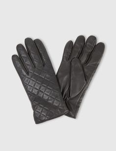Lindeberg Bridge leather glove Winter Sport Handschuhe Damen J
