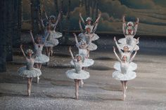 The Nutcracker...such a great memory.  It would be great to see every Christmas.