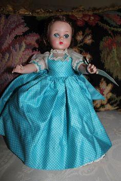 "1950's Vintage Madame Alexander Little Women 12"" Tagged Dolls Lissy Amy Jo Meg | eBay"