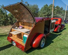 Tiny Yellow Teardrop: The Pros and Cons of a Teardrop Trailer