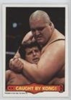 King Kong Bundy (Trading Card) 1985 O-Pee-Chee Pro Wrestling Stars #50 - Brought to you by Avarsha.com