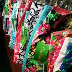 lilly shorts in every color!