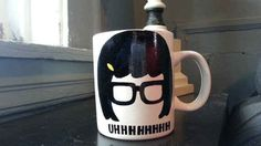 """This Mug Sums Up Most Of Our Mornings... 