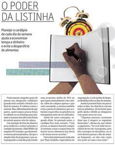 Planejar o cardápio da semana ajuda a economizar tempo e dinheiro; veja dicas - 21/10/2012 - sãopaulo - Folha de S.Paulo