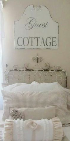 Not too shabby  | Shabby Chic Bedroom Ideas for Women | #shabby #chic #shabbychic #bedroom