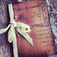 Pocketfold Invitations Fairytale Wedding Invitation Vintage Book invitations on Etsy, $14.64 AUD