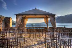 Where we got married, castello scaligero malcesine ❤❤