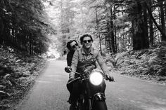 Oregon Coast Photographer // Motorcycle Adventure - Portland Wedding Photographer // Sara K Byrne