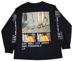 Image result for born x raised long sleeve
