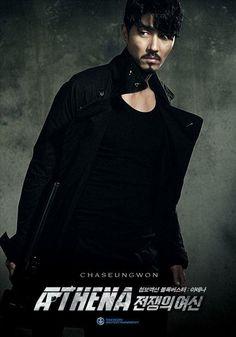 cha seung won   Athena,Goddess of War : a charismatic villain Cha Seung Won