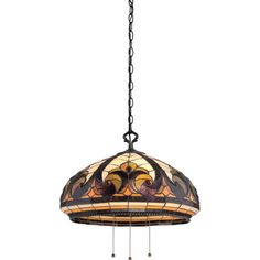 Buy the Quoizel Vintage Bronze Direct. Shop for the Quoizel Vintage Bronze Tiffany 3 Light Pendant and save. Bronze Pendant, Glass Pendant Light, Pendant Light Fixtures, Pendant Lamp, Pendant Lighting, Simple Home Decoration, Cool Lighting, Ceiling Lights, Tiffany