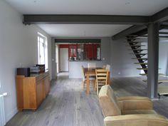 Home et vous » Rénovation d'une maison de 1925 à Pessac