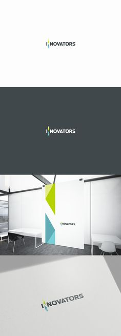 INNOVATORS logo approach, clever !