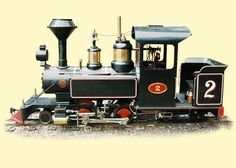 Roll Models Inc.: Miniature train and railroad equipment for your club, backyard, or park.