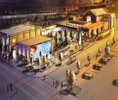 A multi-million dollar project in downtown Jamestown, New York is now one step closer to reality .Planners for the National Comedy Center have reached a deal to buy a key piece of property, needed ...