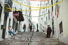 What to Expect from Lisbon's Five Liveliest Neighborhoods - Jaunted - November 1, 2013 by Will McGough