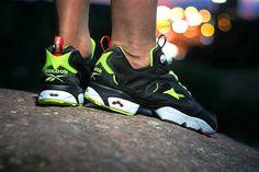 #Titolo x #Reebok Insta Pump Fury 20th Anniversary #sneakers