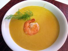 Rustic Shrimp Bisque. Photo by theblog thatatemanhattan. Recipe by Melissa Clark, nytimes: Worth waiting for! http://www.nytimes.com/2010/02/10/dining/101arex.html?ref=dining'#Soup #Shrimp_Bisque #theblogthatatemanhattan #Melissa_Clark #nytimes