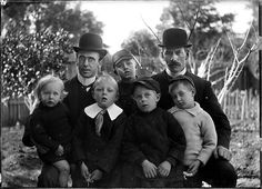 Apparently the first known gay couple granted adoption rights. 1920s? Verification?