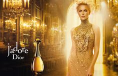 Fragrance. J'adore, by Dior. Starring Charlize Theron. Discover more on www.dior.com