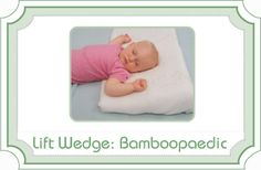 Lift-Wedge-Bamboopaedic- The soft Bamboo Lift Wedge fabric is environmentally friendly, and natural on skin - Memory foam is soft and comfortable. Helps to prevent Fat Head Syndrome