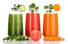 Régime liquide : des jus de légumes ou de fruits frais pour des journées détox et minceur